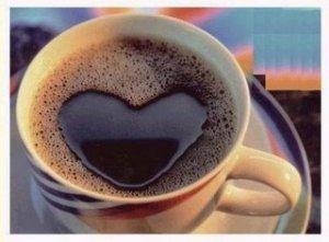 TAZA CAFE CON CORAZON